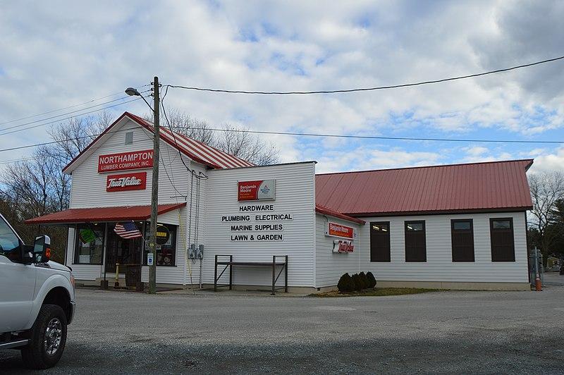 File:Northampton Lumber Company main building.jpg