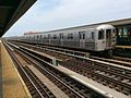 Northbound R68 D train at 20 Av.jpg