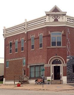 Norwich, Kansas City in Kansas, United States