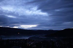 Notodden - Image: Notodden dark