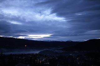 Notodden Municipality in Telemark, Norway