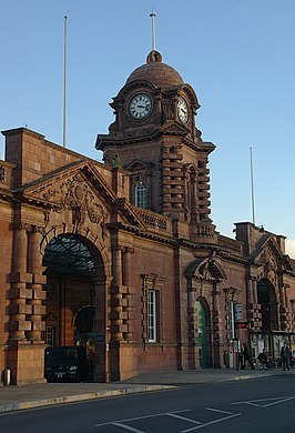 Nottingham railway station MMB 13.jpg