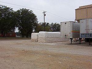 Nutbush, Tennessee - Cotton processing in Nutbush (2004)