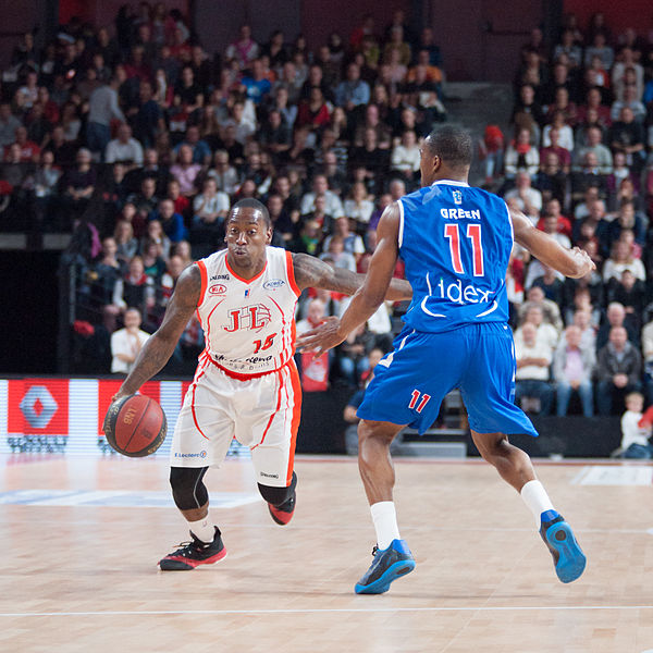 Bourg-en-Bresse vs. Paris-Levallois, 15th November 2014