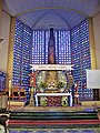 Ołtarz główny w kościele pw. Matki Boskiej Zwycięskiej w Krakowie.jpg