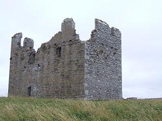 OBriens Castle (Inisheer)