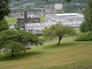 Oakbank School, Keighley Foundation school in Keighley, West Yorkshire, England