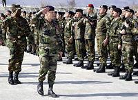 Militares franceses.