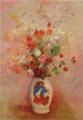 OdilonRedon-1908-Flowers in Japanese Vase.png