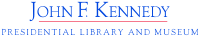 Official logo of the John F. Kennedy Presidential Library.svg