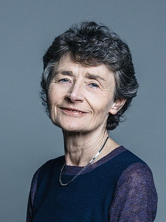 Department for Education and Skills (United Kingdom) - Image: Official portrait of Baroness Morris of Yardley crop 2