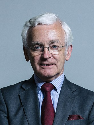 Martin Vickers - Image: Official portrait of Martin Vickers crop 2