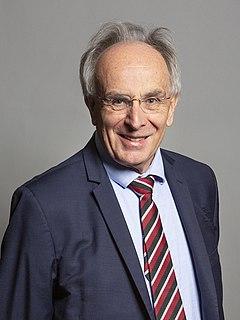Peter Bone British Conservative politician