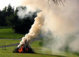 a használt füst káros hatása