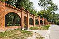 Ogrodzenie parku miejskiego w Lubartowie.jpg