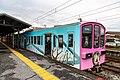 Ohmi Railway Tetsudo Musune wrapping Takamiya 2019-12-18 (49301016728).jpg
