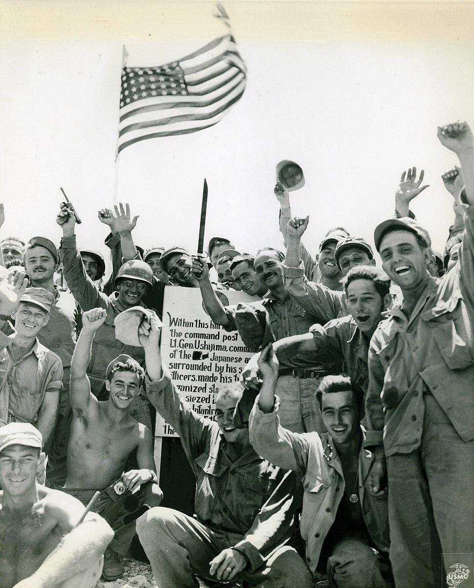 Okinawa, 27 June 1945 (6972498688)