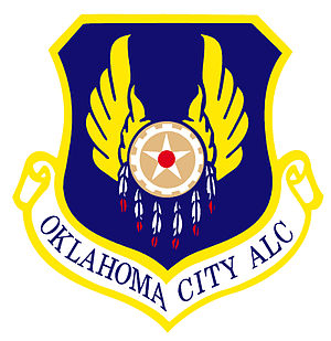 Oklahoma City Air Logistics Complex - Oklahoma City Air Logistics Complex Shield