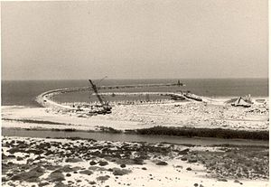 Port of Ashdod - Construction of the port