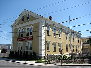 Old Lynn High School - Old Lynn High School