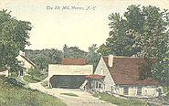Old Mill, Warner, NH