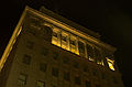 Old PG and E Building at Night - Fresno, 2014-10-16.jpg