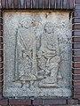 Olfen Monument Nr 03.01 Kreuzweg Station 1 Detail.jpg