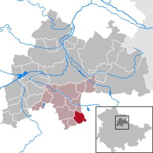Ollendorf - Image: Ollendorf in SÖM