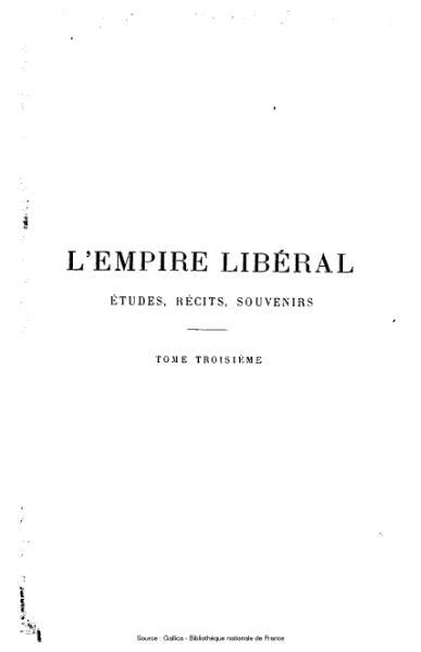 File:Ollivier - L'Empire libéral, tome 3.djvu