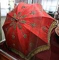 Ombrello parasole appartenuto all'imperatore menelik II.jpg