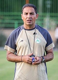 Omid Namazi American soccer player-coach