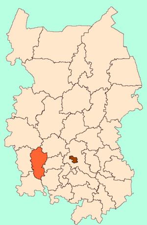 Moskalensky District