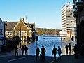 On the waterfront, Rickergate, Carlisle (geograph 4760984).jpg