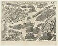 Ontzet van de schans Knodsenburg in 1591 door Prins Maurits - Relief of the siege of fort Knodsenburg by Prince Maurice (July 25, 1591)(Bartholomeus Willemsz. Dolendo).jpg