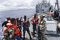 Operation Cutlass 2017 - different nations' boarding parties train together (31867655354).jpg