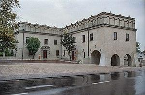 Opoczno - Opoczno Castle