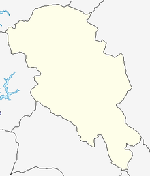 VDB is located in Oppland