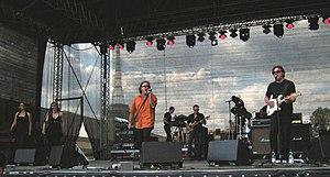 Opus (Austrian band) - Opus performing in Vienna in 2008