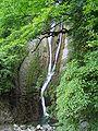 Orekhovsky waterfall in Sochi.JPG