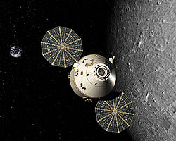 Orion lunar orbit (Sept 2006).jpg