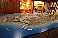 Oristano, antiquarium arborense, interno 04 sala del plastico di tharros, al IV secolo dc.jpg