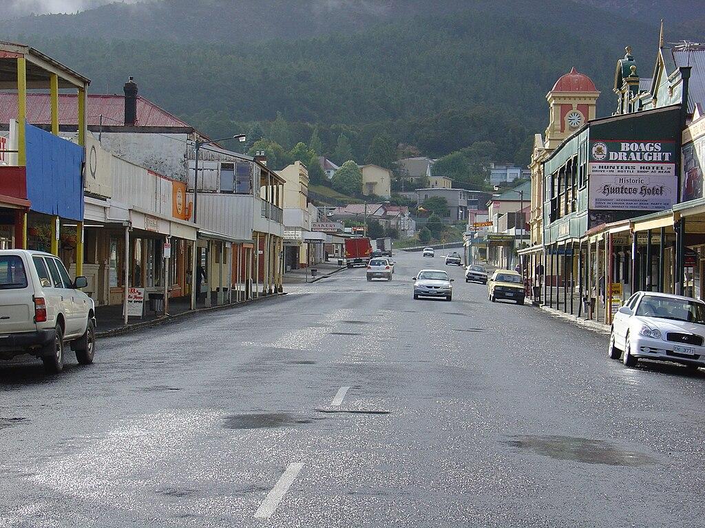 Orr Street, Queenstown, Tasmania