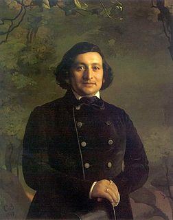 Osip Petrov Russian singer