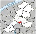 Otterburn Park Quebec location diagram.PNG