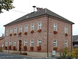 Town hall in Otterstadt