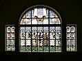 Otto Wagner Kirche - Die leiblichen Tugenden, Fenster (2).jpg