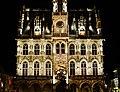 Oudenaarde Rathaus bei Nacht 4.jpg