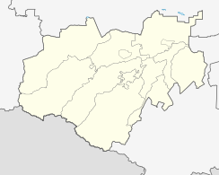 Nalchik is located in Kabardino-Balkaria