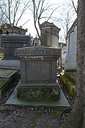 Tomb of Métral