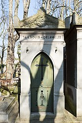 Tomb of Tailbouis and Delavallée